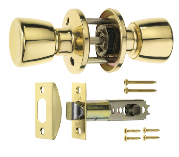 ERA 170-32 Passage Knobset - Brass